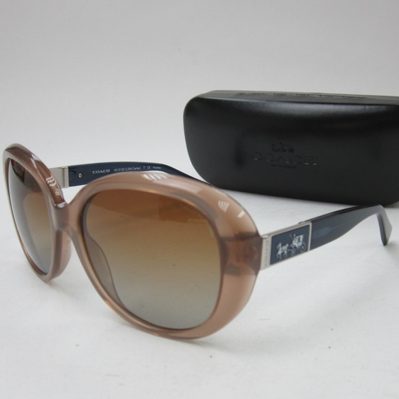 a3a79325006 Coach Accessories - Coach HC8120 L094 Carter Woman s Sunglasses OLN130